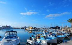 Пристань Агия-Напы